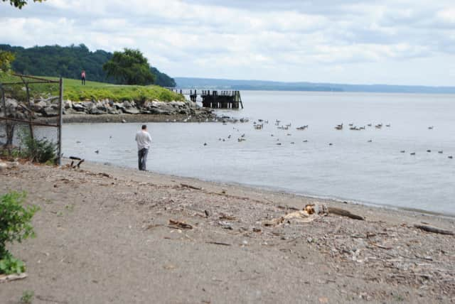 This is the Cortlandt Waterfront Park in Verplanck. Plans for a park at nearby Lake Meaghah will likely be finalized this year by the Cortlandt Town Board.