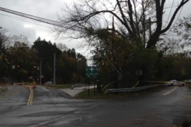 Eastchester and Tuckahoe were greatly affected by Hurricane Sandy.