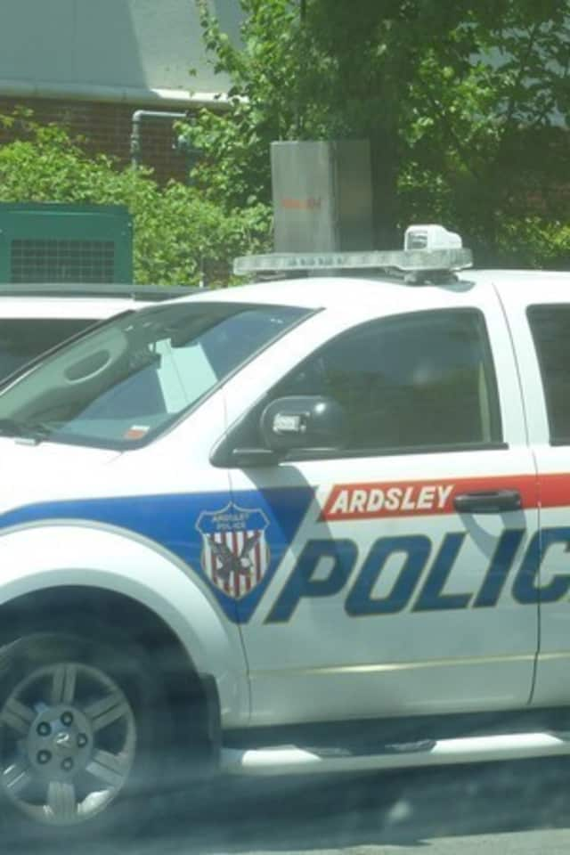 Ardsley police are on the hunt for the person who broke into an area home.
