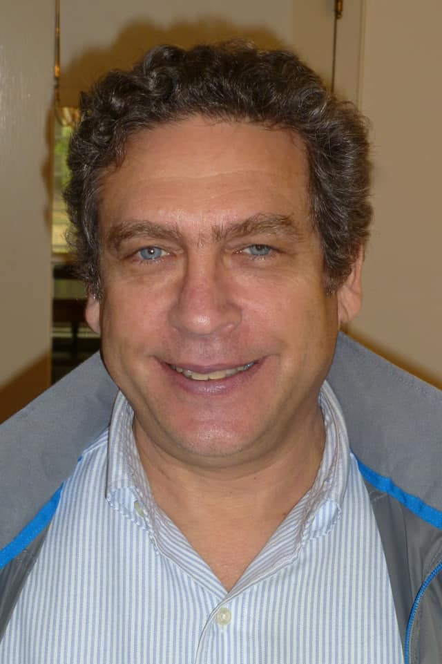 Gary Warshauer, pictured in 2012 when he was Pound Ridge Town Supervisor.
