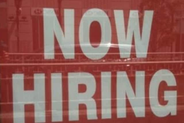 Katonah Bedford Veterinary Center and Nino's Restaurant are two employers in Bedford looking to hire this week.