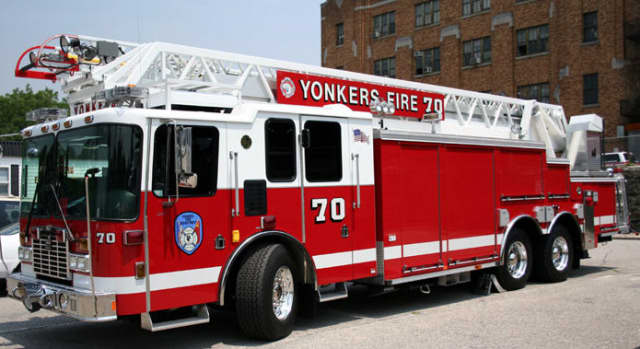 Yonkers firefighters health funds are involved in a dispute.