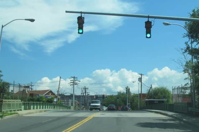 The bridge on Fulton Avenue connecting Mount Vernon and Pelham was closed twice in 2012