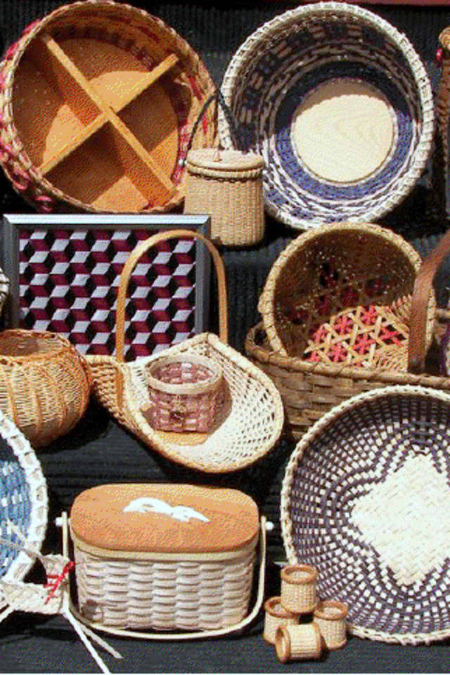 The Pound Ridge Historical Society will host a basket exhibit and show at the Pound Ridge Museum on weekends from Jan. 12 through Feb. 10.
