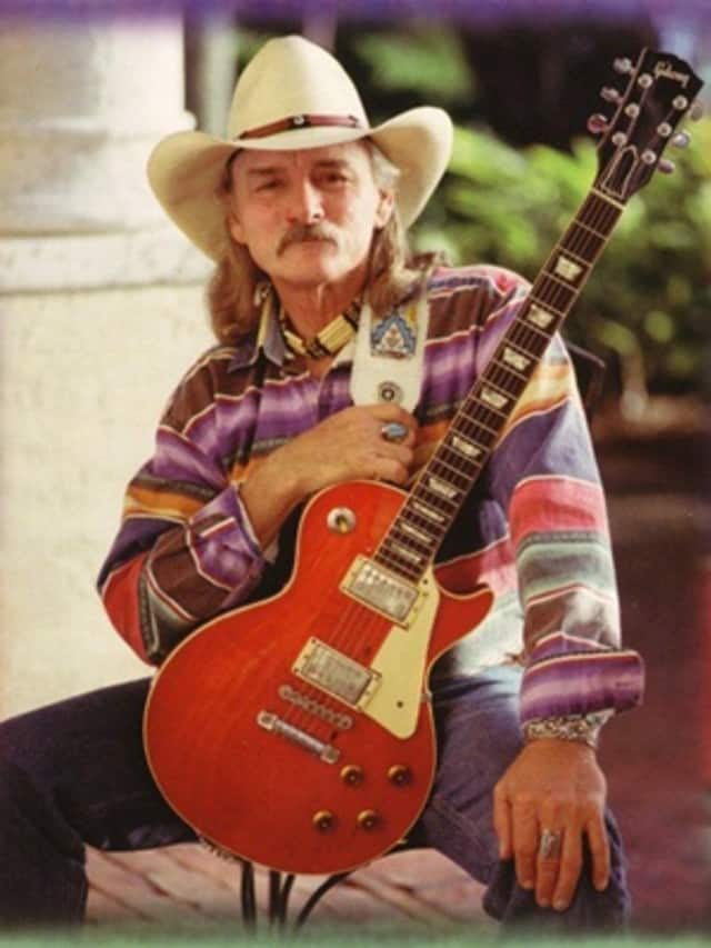 """Ramblin' Man"" Dickey Betts & Great Southern will be back at the Ridgefield Playhouse on Jan. 11."