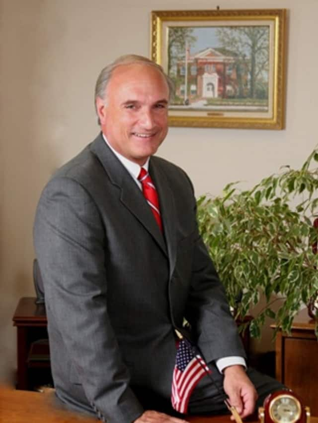 Ridgefield is looking to finish and start some big projects in 2013, First Selectman Rudy Marconi said.