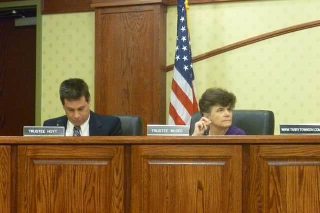 Tarrytown officials are beginning the 2013-14 budget process.