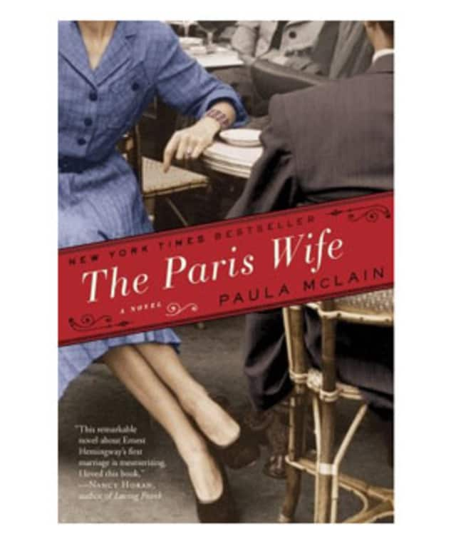 """The Paris Wife"" will be the topic of the Book Cafe Book Group discussion at the Rye Free Reading Room on Friday."