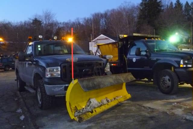 Wilton's Department of Public Works is ready for a regular winter this season, so the trucks and other equipment are set to ride once the snow falls, according to department director Tom Thurkettle.