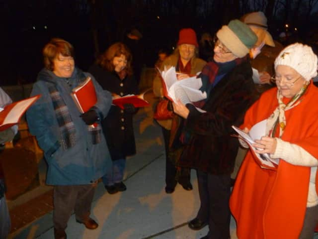The Hudson Valley Singers will perform at a Hastings seniors luncheon Jan. 13.