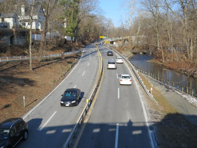 The Bronx River Parkway will be down to a single lane in each direction on Friday for repair of cracks in the road.