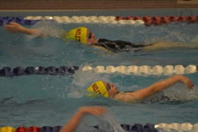 Members of the Wilton Wahoos had good performances last month at a meet in North Carolina.
