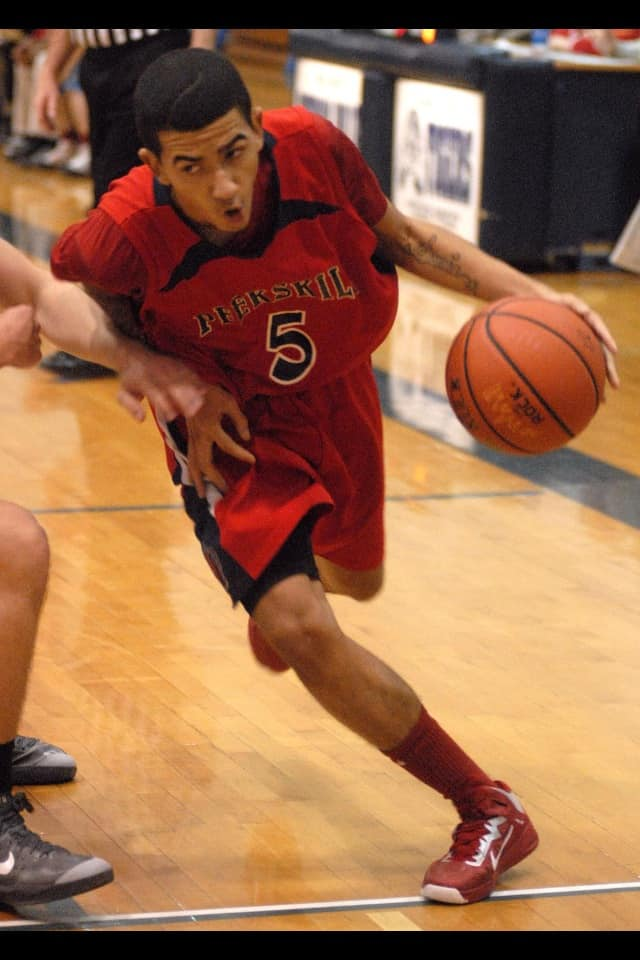 Peekskill's Jay Cabell is the Daily Voice Athlete of the Month.