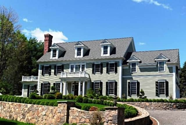 Built in 2004, this home on St. Johns Road in Ridgefield sold for $1.5 million at the end of 2012.