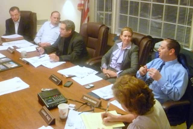 The Pound Ridge Town Board made its committee appointments at its organizational meeting last week.