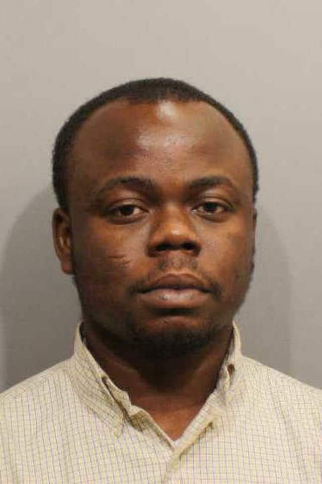 Wilton Police charged Kwame Abankwa of Bronx, N.Y. with first-degree criminal trespass.