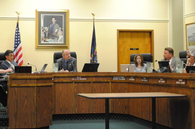 Members of the Croton Village Board are seeking to pass a local law, which will give them the option of overriding the state's property tax cap.