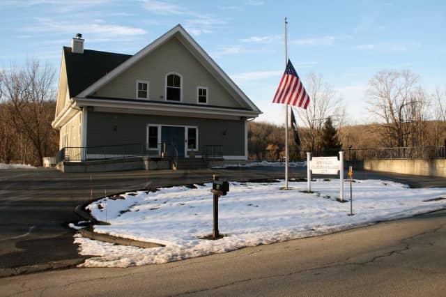 The North Salem Volunteer Ambulance Corps is on Daniel Road.