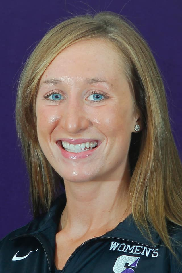 Erin Boggan has started every game but one since joining the University of Scranton women's basketball team in 2011.