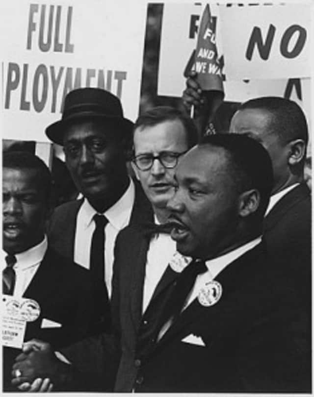 """The Mount Vernon Public Library will host a """"day of service"""" Tuesday in honor of Dr. Martin Luther King Jr."""