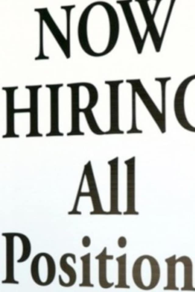 Find a job in the Greenwich area this week.