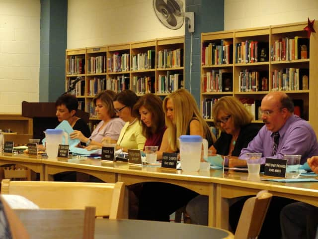 The Mount Pleasant Board of Education is making   plans for the future.