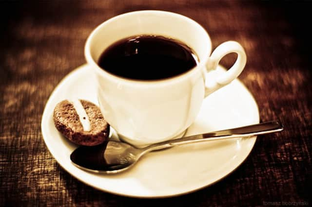 Have coffee and chat with caregivers at North Salem's Ruth Keeler Library on Friday morning.