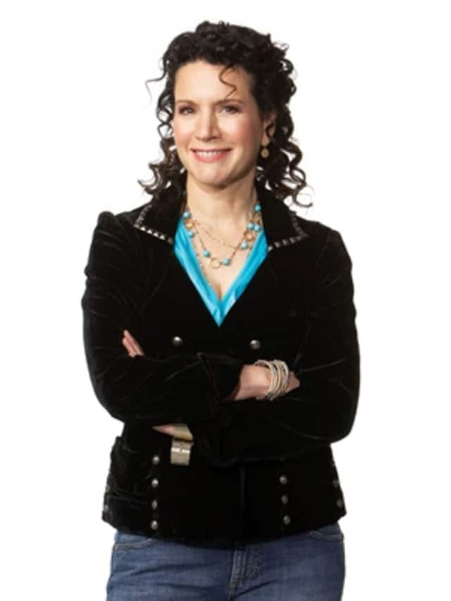 """No need to """"Curb Your Enthusiasm"""" for Susie Essman's comedy at The Ridgefield Playhouse on Thursday, Jan. 24."""