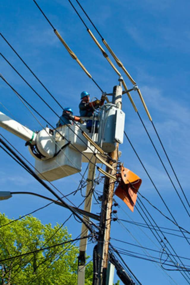 Within the next few days, New York State Electric & Gas utility workers will begin pruning and removing trees and brush near power lines in the company's service area.