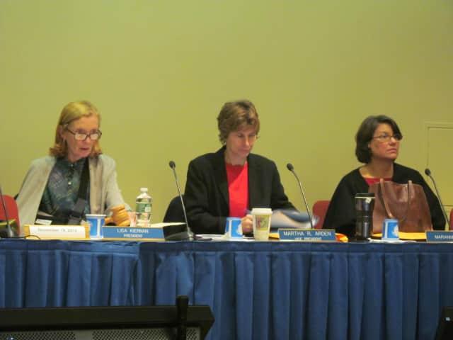 The Pelham school board's next community talk is Wednesday.