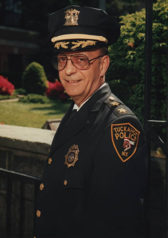 Former Tuckahoe Police Chief Gerard Mignone was renowned around the state for his youth programs.