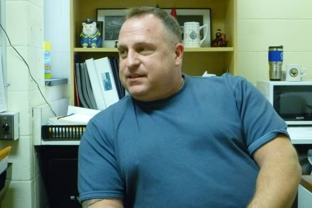Lt. Stephen Bartek will close out his 31-year career with the Wilton Police Department on Wednesday. He followed in the footsteps of his father, Stephen Bartek Jr.