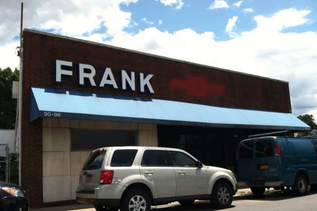 The Salvation Army wants to build a new chapel on the site of Frank's Chevrolet in Sleepy Hollow.