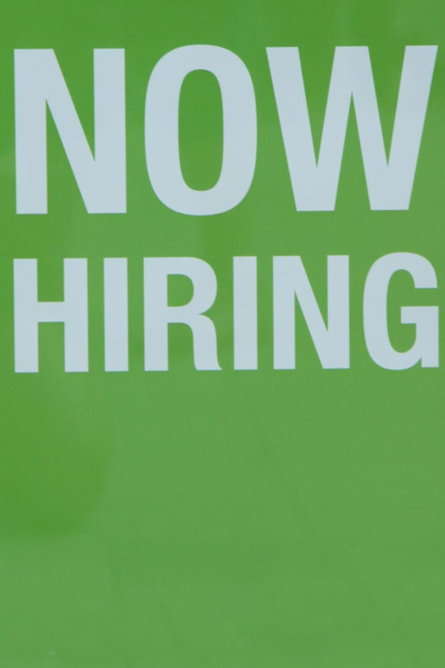Several employers in the Somers area have positions available.