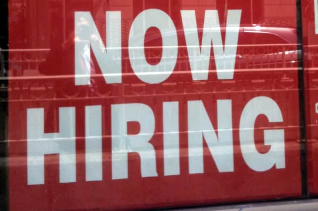 Several employers are hiring this week in Pleasantville.