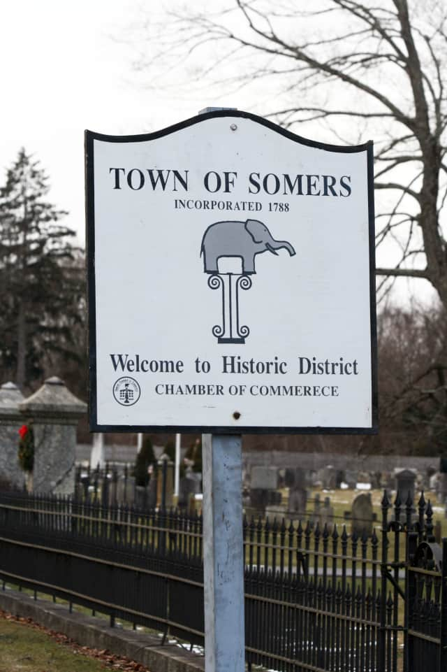 The Town of Somers is 225 years old this year.