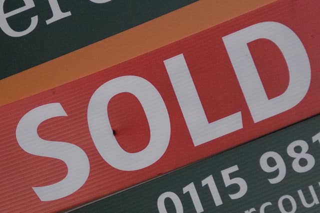 """For Sale"" real estate signs will be banned, at least on a trial basis, in New Canaan, starting July 1."