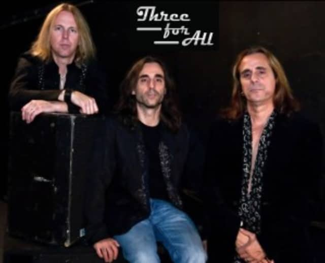 Three For All will perform at the Bayou Restaurant in Mount Vernon on Saturday.