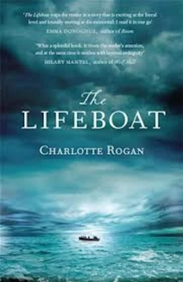 "Charlotte Rogan, author of New York Times bestseller ""The Lifeboat,"" will read at the Bedford Free Library on Thursday at 7 p.m."