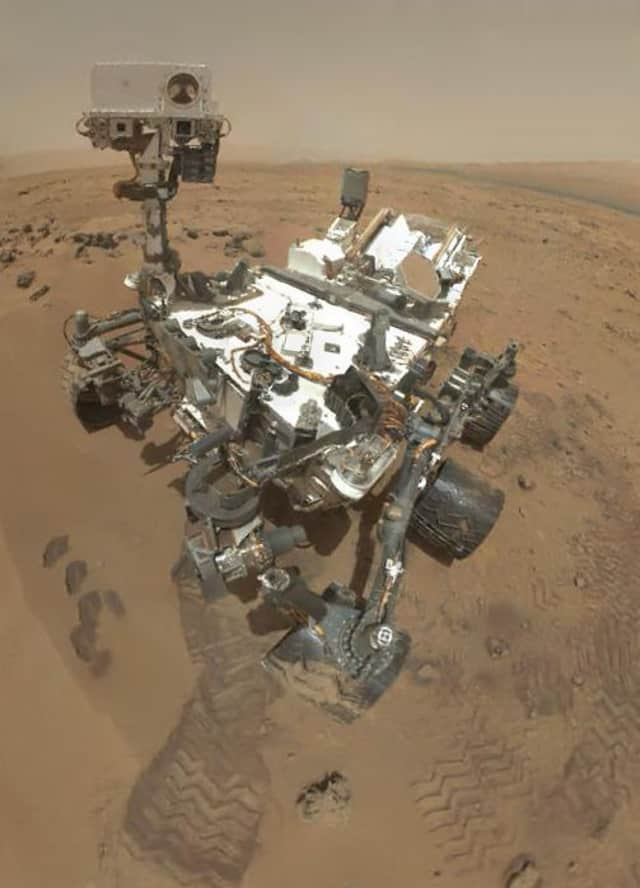 Author Andrew Kessler will be in Tarrytown to discuss his time living and working at NASA during the Mars Curiosity mission.