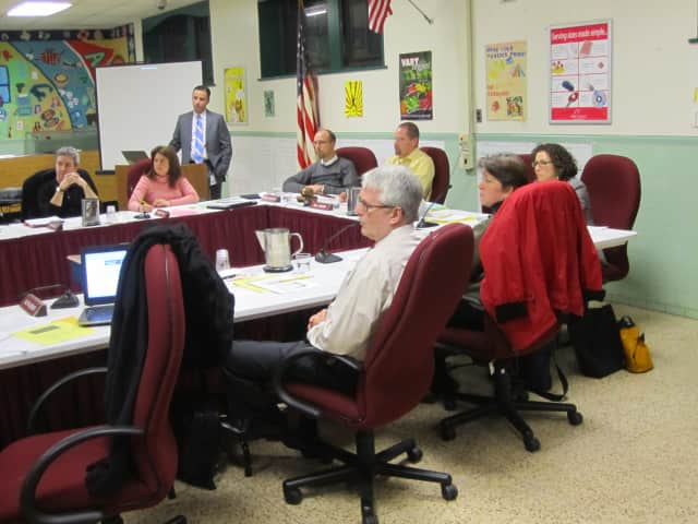 The Ossining School District has narrowed its search for a new superintendent to five candidates.