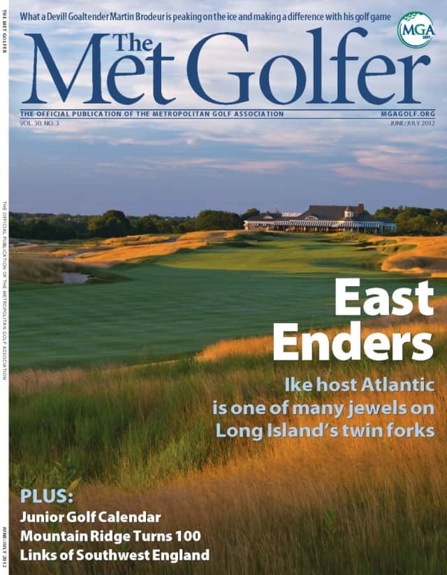 The Met Golfer magazine has been covering Metropolitan Golf Association events for three decades.