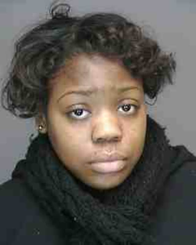 Port Chester police arrested Geralda Francilme on a charge of petit larceny Saturday.