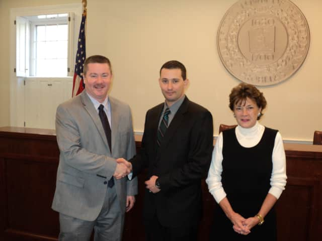 Bedford Names Douglas Romeo As New Police Officer | Bedford