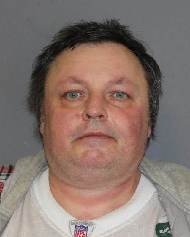 Peter T. Maggio, 51, of Mahopac, was charged with felony driving while intoxicated because of a previous conviction in the past 10 years and misdemeanor criminal possession of a controlled substance by New York State Police.