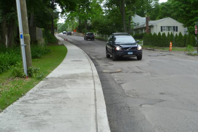 Greenburgh residents can expect at least three new sidewalks this year, with more planned for next year.