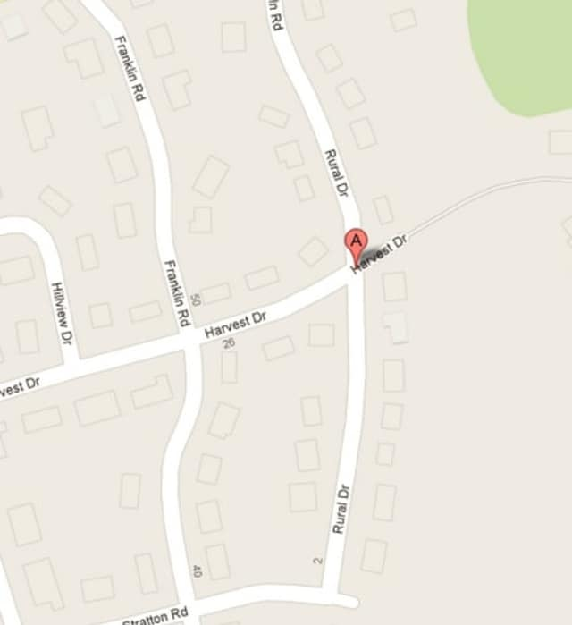 A second water main broke Wednesday near Rural Drive in Scarsdale.