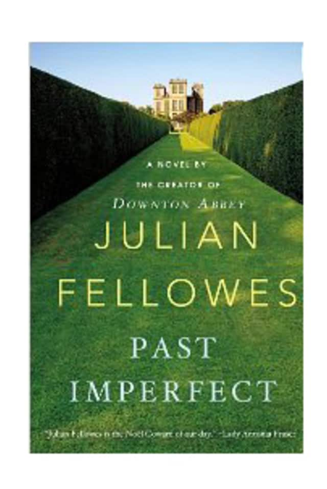 Discuss 'Past Imperfect' by Julian Fellowes at North Salem's Ruth Keeler Library Thursday.