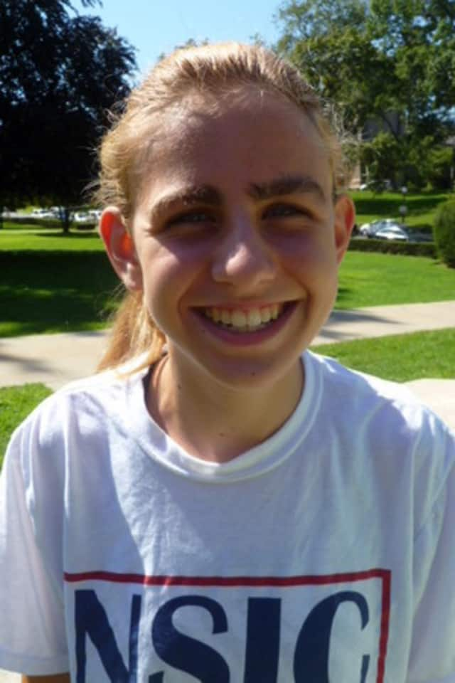 Bronxville sophomore Mary Cain set national high school records in different races in January.