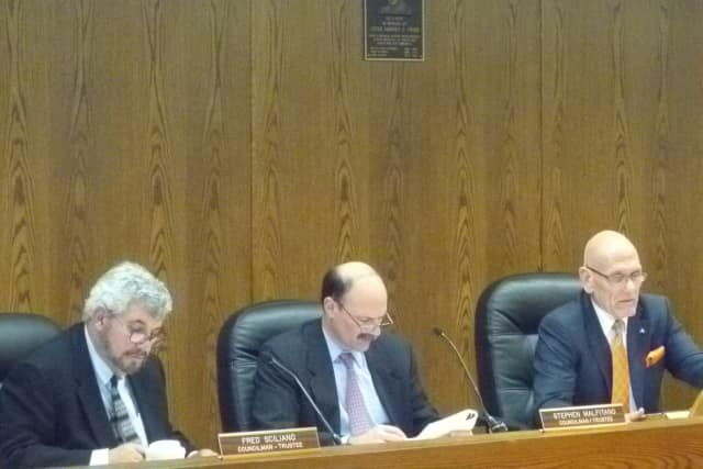 Mayor Ron Belmont and the Town Board will discuss many topics Thursday night.